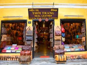 Leather, Hoi An, Vietnam
