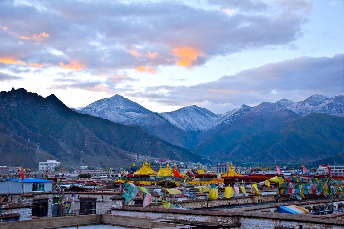 Shangri-La, Tibet