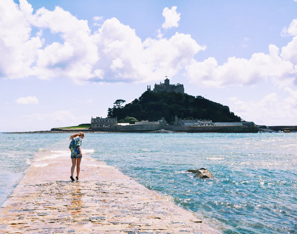 Discover the Secret of St. Michael's Mount