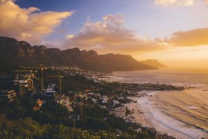 Cape Town, Africa - Best Tropical Destination to Visit in January