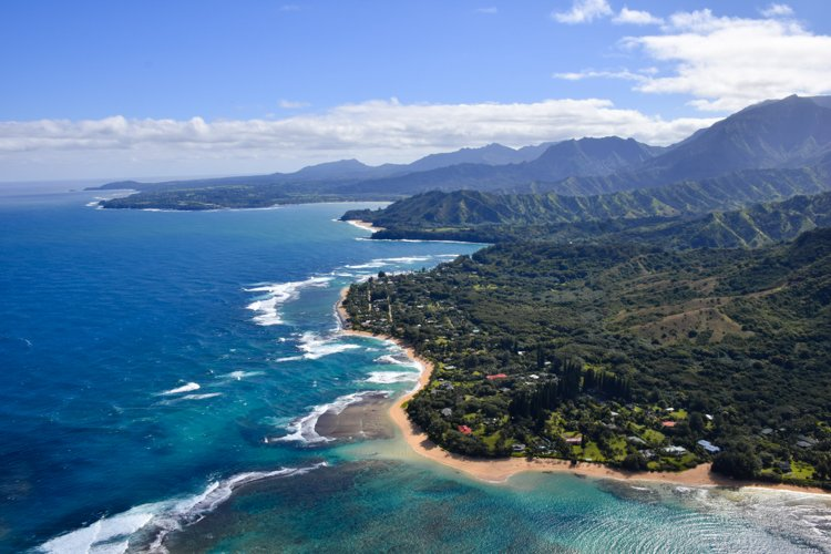 North Shore & Hanalei River Valley - Jack Harter Helicopter Tour Kauai