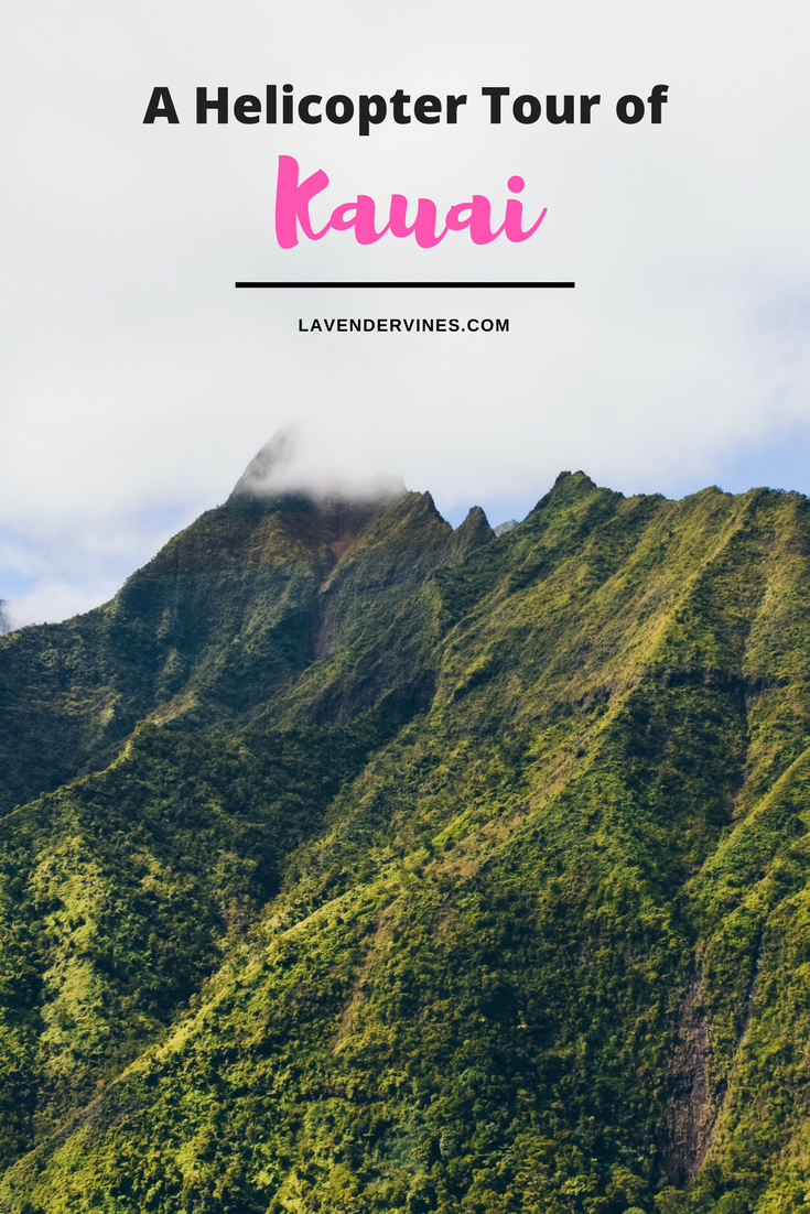 A Helicopter Tour of Kauai – featuring Jack Harter Helicopter Tours