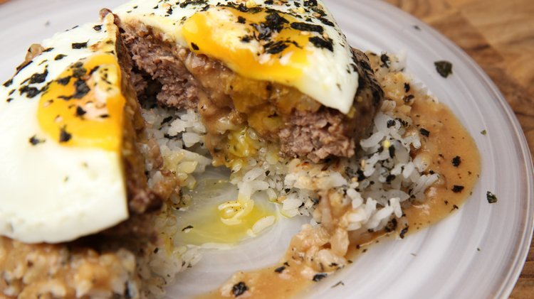 Loco Moco - Must Eat Food Kauai