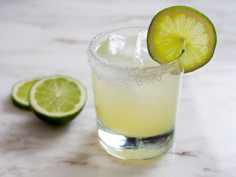 Margaritas Mexico City