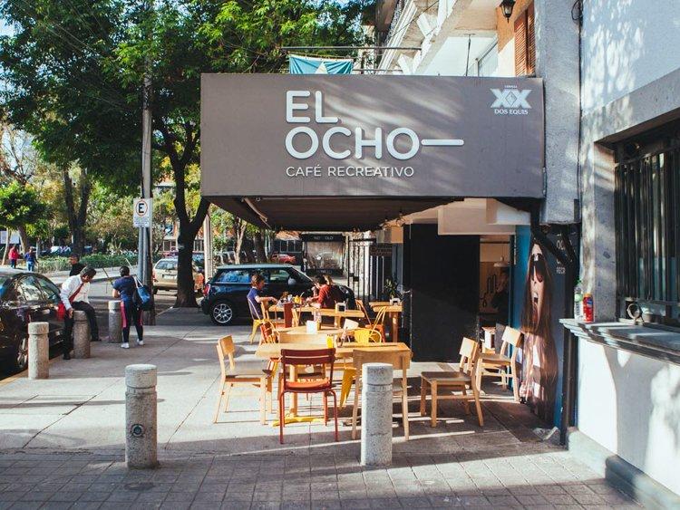 El Ocho - Mexico City's Trendiest Neighborhoods