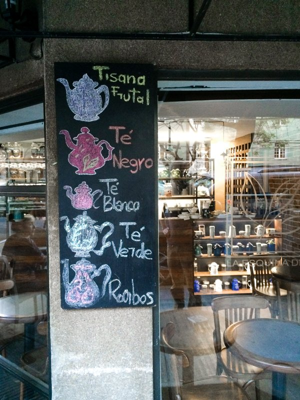 La Esquina del Te - Mexico City's Trendiest Neighborhoods