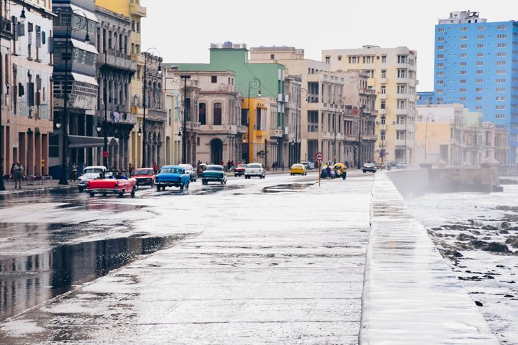 Malecon - 20 Photos to Inspire you to Visit Havana, Cuba