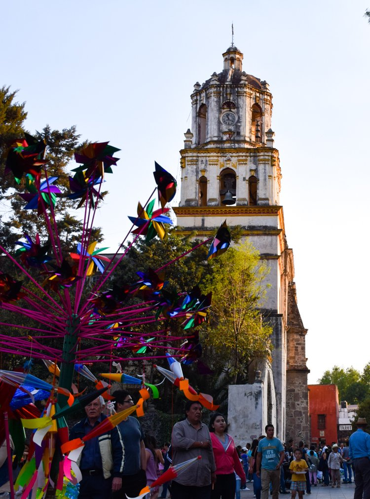 Coyoacán Neighborhood - 20 Photos Inspire You to Visit Mexico City, Mexico