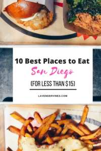 The 10 Best Places to Eat in San Diego