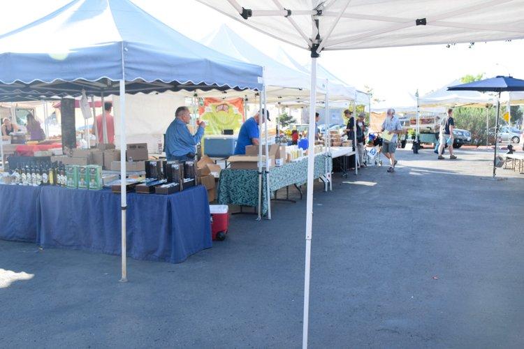 Friday San Diego County Farmers Market - La Mesa Farmers Market