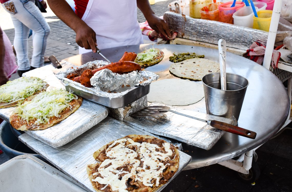 Mexican Street Foods