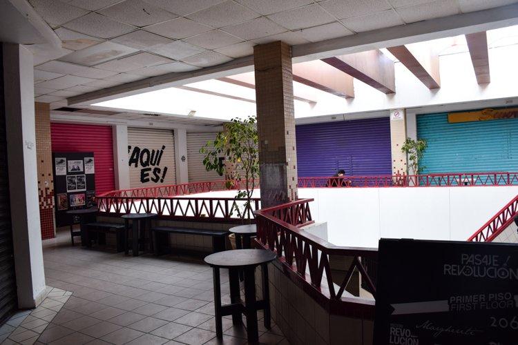 Tijuana, Mexico Hipster Scene, Pasaje Revolucion