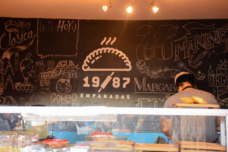 Tijuana, Mexico Hipster Scene, 19/87 Empanadas