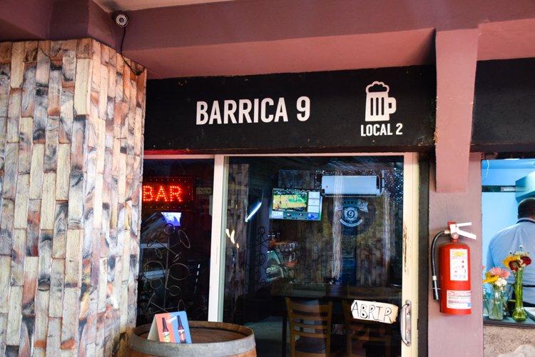 Tijuana, Mexico Hipster Scene, Barrica 9