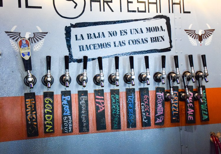 Things to do in Tijuana, Bar Scene
