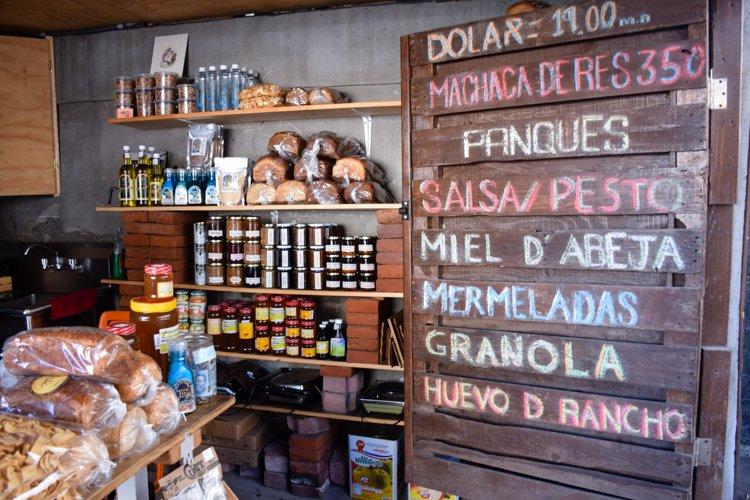 Tijuana, Mexico Hipster Scene, Telefónica Gastro Park, Quesos El Popo