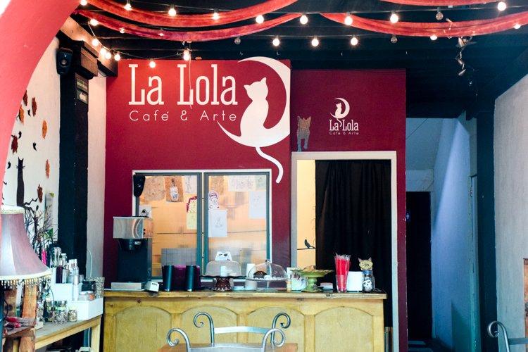 Tijuana, Mexico Hipster Scene, La Lola