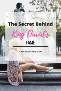 The Secret Behind King David's Fame - The Story of King David
