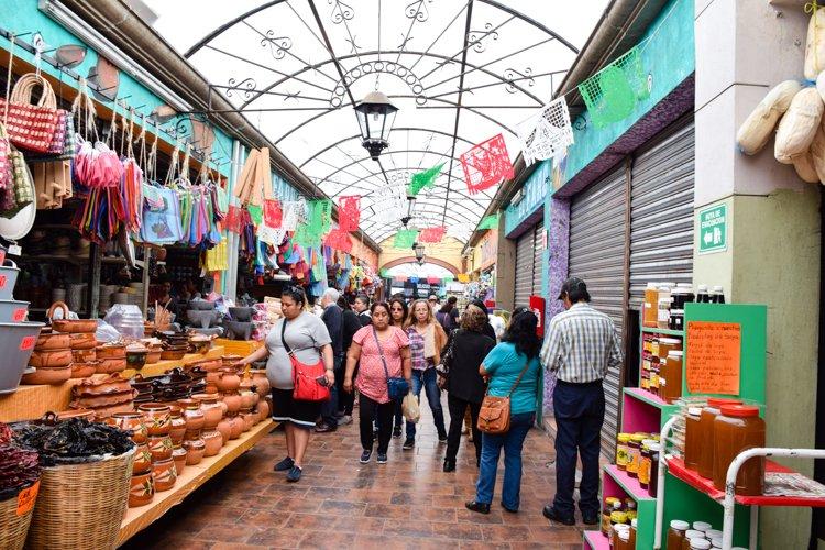 Things to do in Tijuana, Mercado El Popo