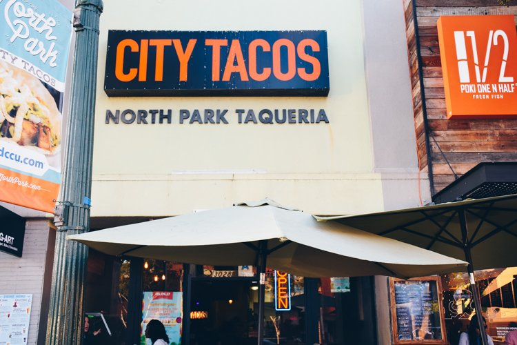 Best Street Tacos San Diego - City Tacos North Park