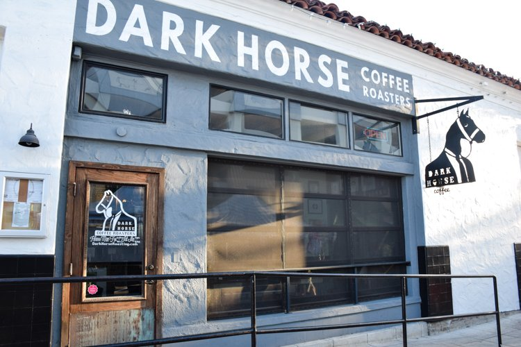Best San Diego Coffee Shops - Dark Horse