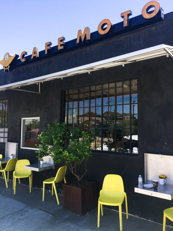 Best San Diego Coffee Shops - Cafe Moto