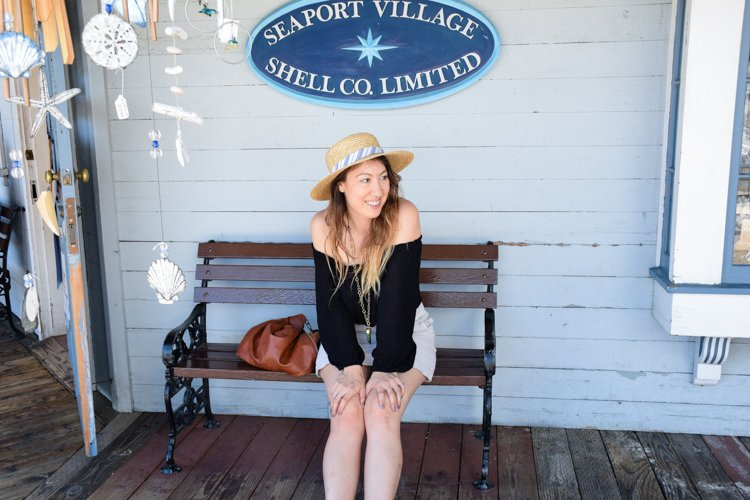 Seaport Village - Downtown - San Diego Neighborhood