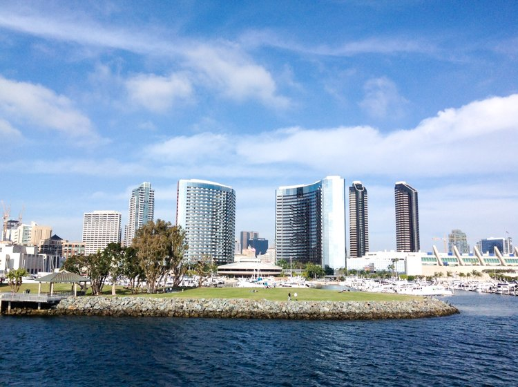 San Diego's Best Outdoor Adventures - Harbor Cruise