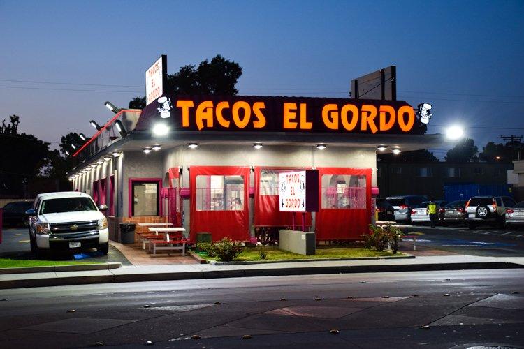Best Street Tacos San Diego - Tacos El Gordo