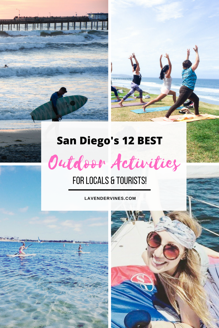 Best San Diego Outdoor Activities