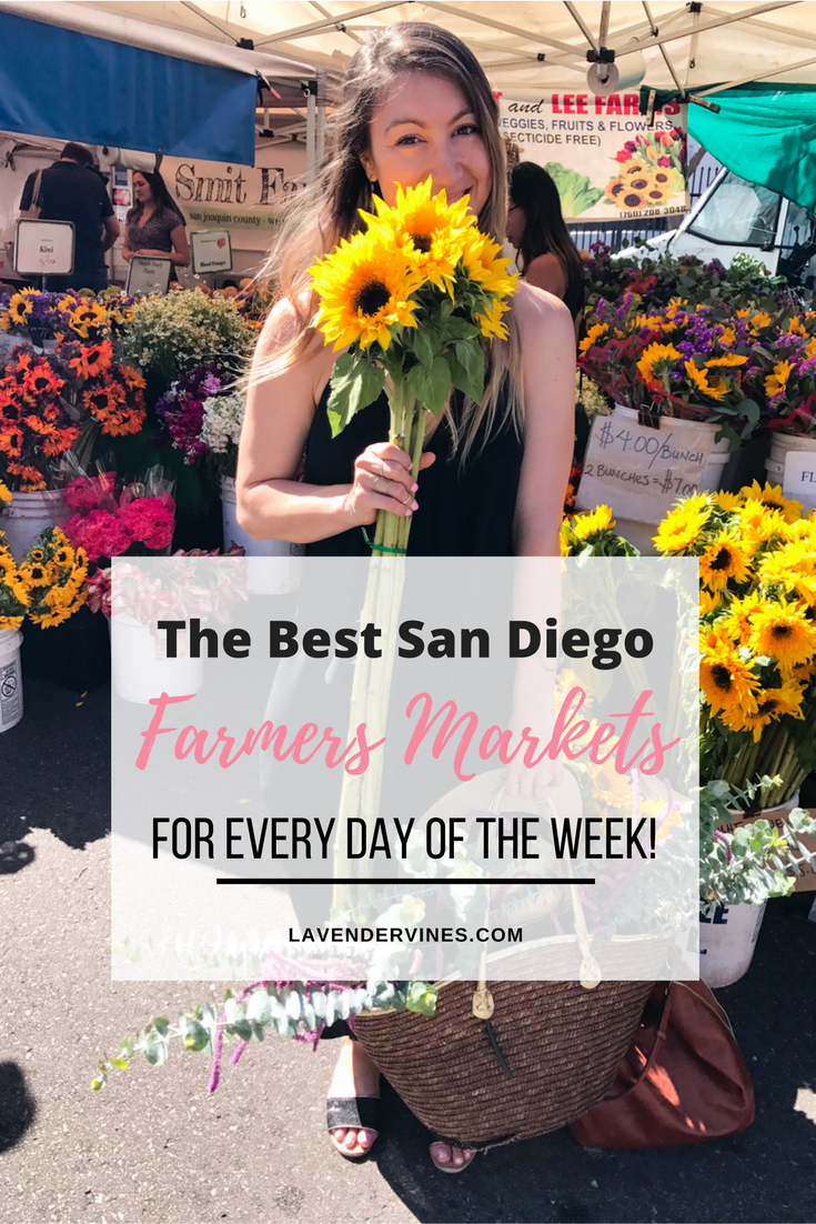 Little Italy Farmers Market - San Diego Farmers Markets