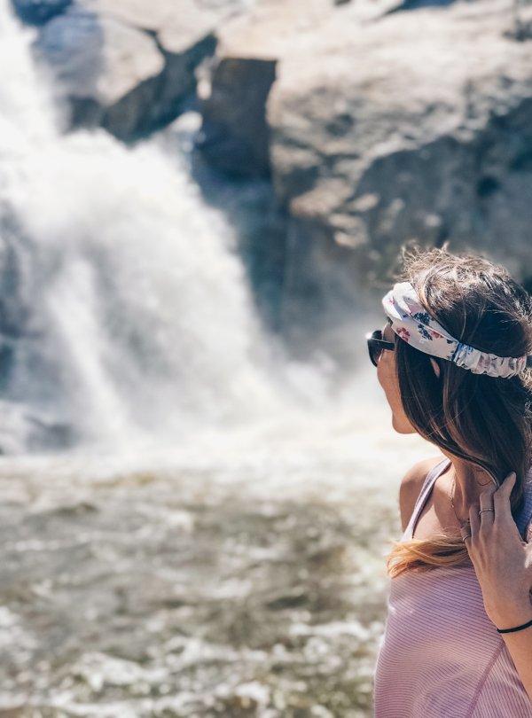 Three Sisters Falls Trail San Diego