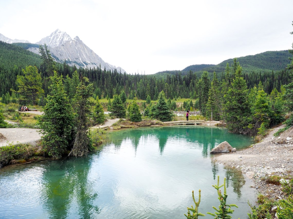A Guide to Hiking Johnston Canyon & the Ink Pots