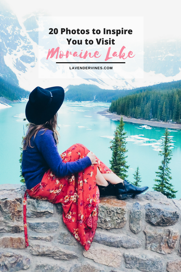 20 Photos to Inspire You to Visit Moraine Lake