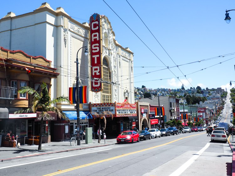Castro Theatre - The Castro Neighborhood - 48 Hours in San Francisco