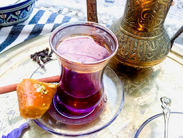 How to Throw the Perfect Turkish Tea Party