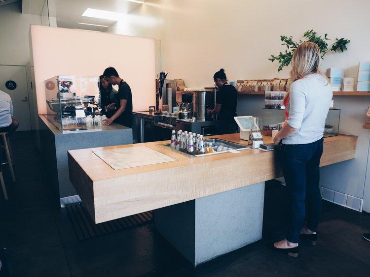 Best Coffee Shops in Venice Beach - Blue Bottle Coffee