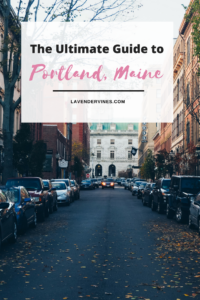 Old Port - Guide to Portland, Maine