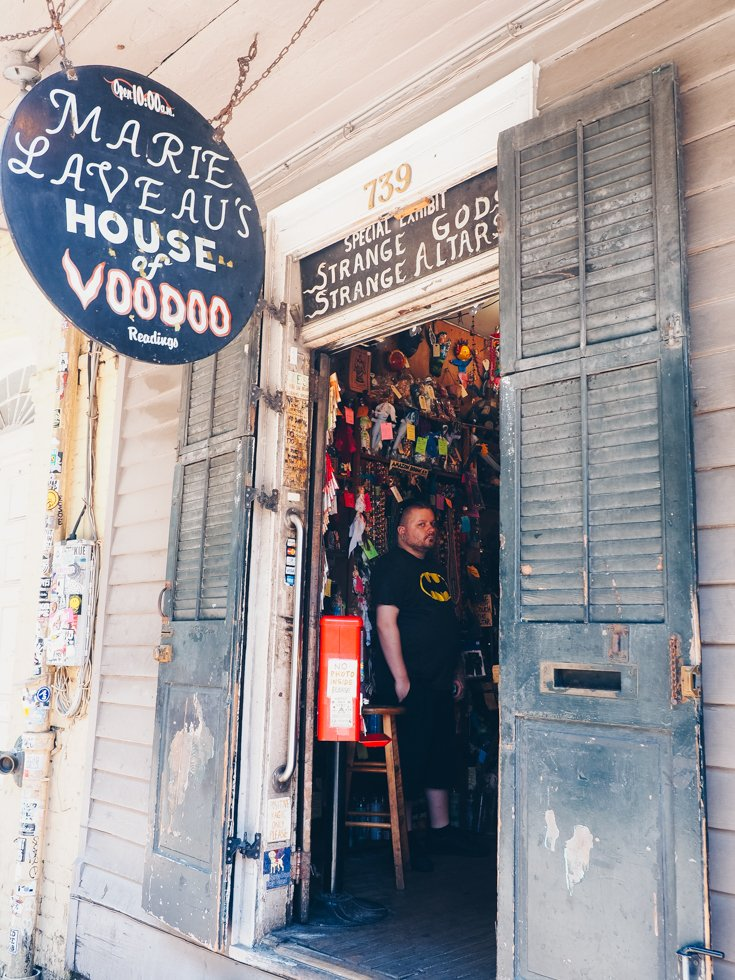 Marie Laveau's House of VooDoo - Things you must do in the French Quarter