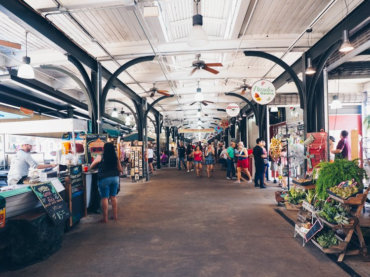 Old French Market - Things you must do in the French Quarter