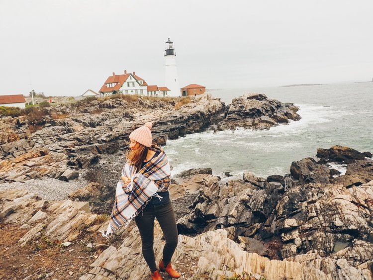 Things to do in Portland, Maine - Portland Head Lighthouse, Fort Williams Park