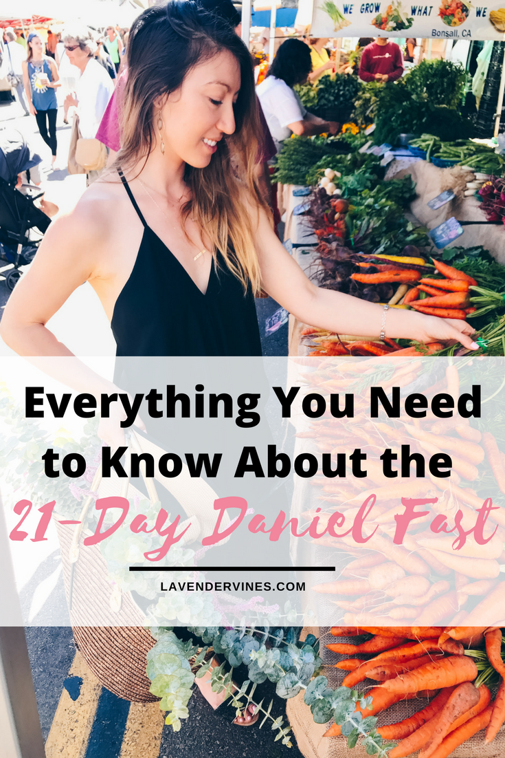 Everything You Need to Know About the 21-Day Daniel Fast