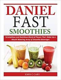 Daniel Fast Smoothies
