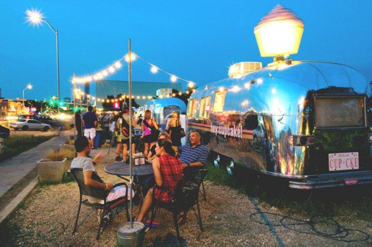Austin food trucks - things to do in Austin, Texas