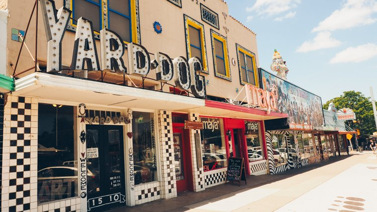 South Congress Street Shops - Things to do in Austin, Texas
