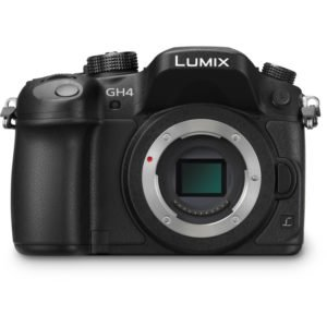 Best Mirrorless Cameras - Sony A6300 - Panasonic-Lumix GH4