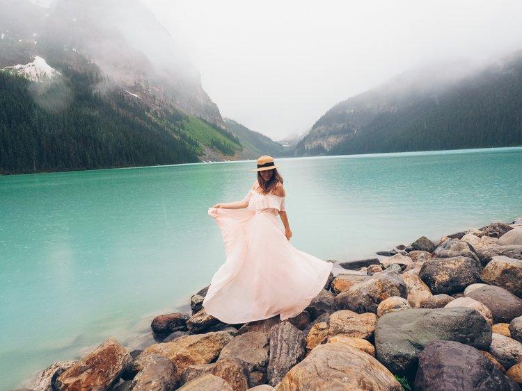 Morning Lavender - feminine dressesMorning Lavender - feminine dresses