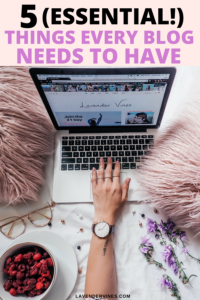 Blogging Essentials - How to Start a Blog