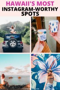 Hawaii Instagram Spots