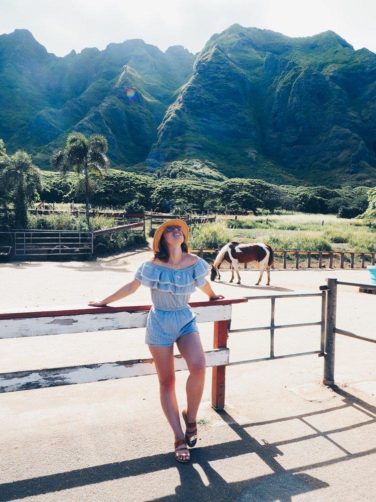 Things to do in Hawaii - Kualoa Ranch